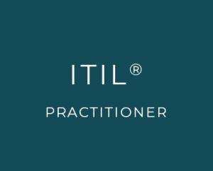 ITIL Practitioner