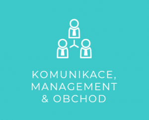 Komunikace,<br>management<br>& obchod