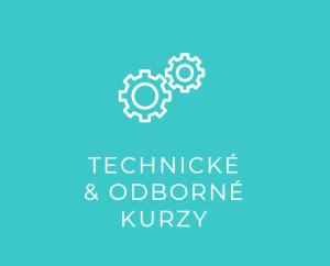 Technické<br>& odborné<br>kurzy