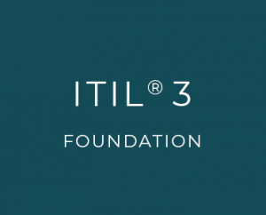 ITIL 3<br>Foundation