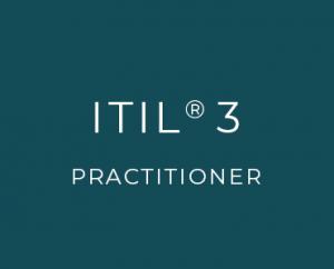 ITIL 3<br>Practitioner